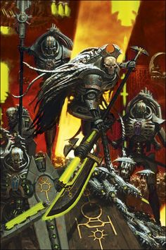 Necrons: Getting Started: Page 2 | Games Workshop