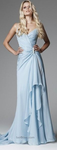Mary's gown for the ball. She is a guest.