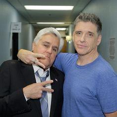 Jay Leno and Craig Ferguson