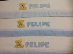 Kit fraldas para o pequeno Felipe
