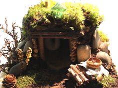 4 ways to make fairy houses