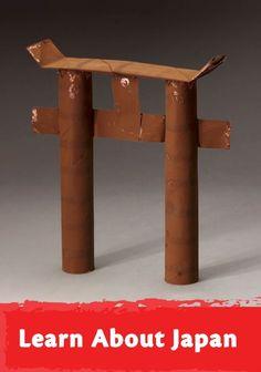 Celebrate Japanese heritage. | easy paint kids craft