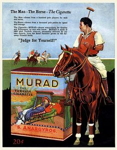 Murad Cigarettes-1921 | Flickr - Photo Sharing!