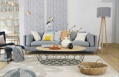 Natürlich schön - Der skandinavische Wohnstil. Ganz verständlich ist diese Einrichtung absolut im Trend. Mehr dazu auf unserem Wohnblog!
