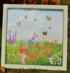 Butterflies party 1 Butterfly Party, Watercolours, Butterflies, Painting, Painting Art, Butterfly, Paintings, Painted Canvas, Drawings