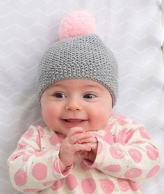 The Newborn Cozy Cap is the ideal free knitting pattern for babies. Your little one will feel snug as a bug in a rug wearing this knit hat made of quality yarn tested for harmful substances. The body of the hat is garter stitch with a seed stitch edg