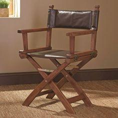 Icon of Leather Directors Chair, Unique Units for Your Unique Home