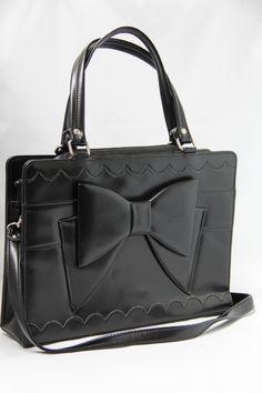 Baby...the Stars Shine Bright Leather bag #Babythestarsshinebright #gothiclolita #leatherbag #consignment #UrbanityStyle
