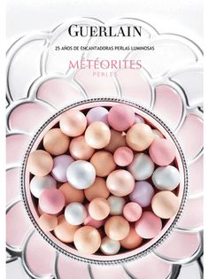 Guerlain - Meteorites, subtle yet sophisticated, makes my face look matte and radiant