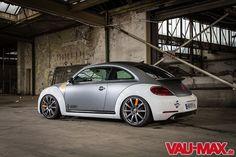 Der PS-Profi gibt Vollgas – VW Beetle Sport meets Sidney Industries: Firmenwagen de Luxe vom Ruhrpott-Tuner Sidney Hoffmann - Auto der Woche - VAU-MAX - Das kostenlose Performance-Magazin