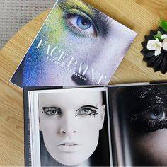 Face Paint review in 'Complement Your Coffee Table' by Made website #makeup #beauty #LisaEldridge #facepaintbook