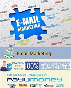 email marketing…