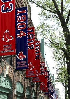 Yawkey Way-Boston, MA