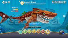 Hungry Shark World Cheat - Unlimited Coins, Unlimited Gems, All Sharks Unlocked World Generator, All Sharks, Shark Art, Play Hacks, Duck Tape Crafts, Free Gems, Hack Tool, Cheating, Geek Stuff