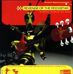 Revenge of the Rockstar - Saturday, August 20, 2000. Cleveland, Ohio
