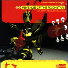 Revenge of the Rockstar - Saturday, August 20, 2000. Cleveland, Ohio