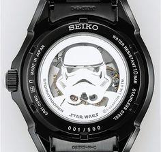 Seiko Star Wars Storm Trooper