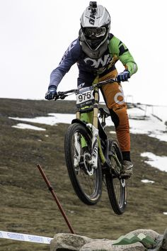 Shimano BDS Round 2 @ Fort William 2014 |
