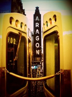 Aragon Ballroom- So many incredible memories and one of my favorite places in Chicago