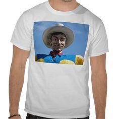 BIG TEX the Biggest Cowboy in TExas Tshirts by Texas Eagle Gallery on Zazzle