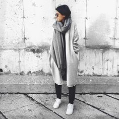 Michelle Siman in the Gasparin Rectangle and Takis sweater #StaffStyle | Aritzia