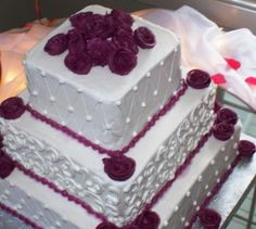 Wedding Cakes at the 173 Carlyle House
