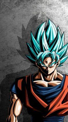 Goku Super Saiyan Blue