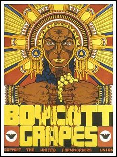 July 29, 1970:  After five years of strikes and boycotts, table grape growers in California sign their first collective bargaining agreement with the United Farm Workers.  The contract—which covered over 10,000 workers—ended labor contracting and established seniority and hiring rights; included an immediate wage increase; and provided for fresh water and toilets in the fields, and a medical plan.