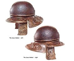 A list of Celtic Helmets from the eastern tribes