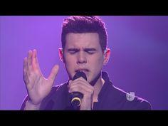 """Zabdiel de Jesus Sings """"Coleccionista de Canciones"""" by Camila   La Banda Live Shows 2015 - YouTube CNCO Youtube Cnco, Bands, Songs, Singers"""