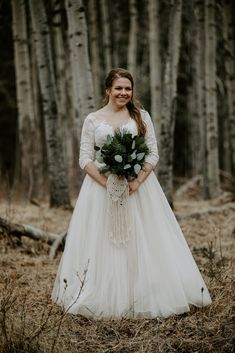 Winter Pyramid Lake Resort Wedding in Jasper, Alberta. Photography by Teller of Tales Photography. Wedding Couples, Our Wedding, Wedding Photos, Bouquet Wrap, Lake Resort, Winter Bride, Forest Wedding, Bride Bouquets, Maid Of Honor