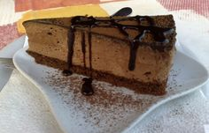 A Delicious Traditional Hungarian Chocolate Mousse Cake