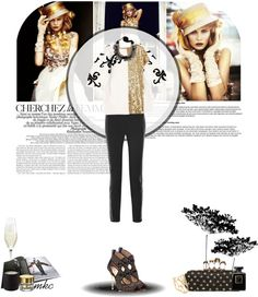 """""""Untitled #298"""" by mariekc ❤ liked on Polyvore"""
