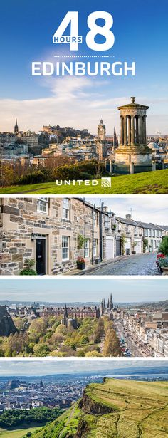 Plan the perfect trip with this guide to Edinburgh, Scotland. Vacation Places, Vacation Destinations, Places To Travel, Scotland Travel, Edinburgh Scotland, Glasgow, Ireland Vacation, Scotland Vacation, Voyage Europe