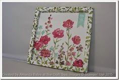 Painted Blooms Box Frame Feb 2015 by Amanda Bates at The Craft Spa  (6)
