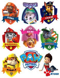68 Ideas for birthday ideas party paw patrol Paw Patrol Cake, Paw Patrol Party, Paw Patrol Birthday, Paw Patrol Pinata, 4th Birthday Parties, Birthday Fun, Birthday Ideas, Imprimibles Paw Patrol, Cumple Paw Patrol