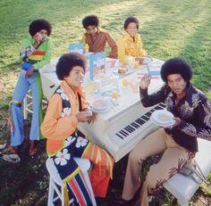 1970s Alpha Bits Cereal (Jackson 5)