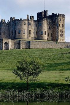 Alnwick Castle, Northumberland, England   Top 10 My Favorite Places! ♥