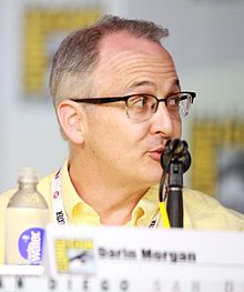 Darin Morgan. Wrote most of my favourite X-Files episodes.