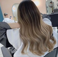 Balayage Brunette To Blonde, Hairstyles, Long Hair Styles, Beauty, Haircuts, Hairdos, Hair Makeup, Long Hairstyle, Long Haircuts