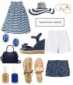Nautical Nods | Living In Color Print
