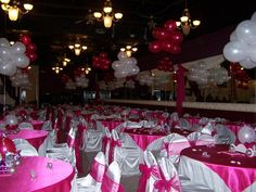Image detail for -Kiki's Balloons & Things - Quinceaneras