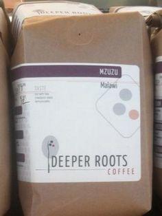 Deeper Roots Coffee.