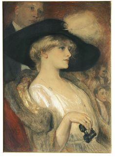 Dutch Painter Antoon van Welie (1866-1956)
