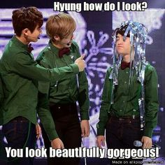 #wattpad #random Random memes we come across once in a while featuring exo and…