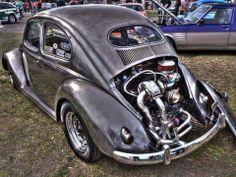 turbo'd beetle oval back