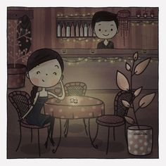 #comics #comic #comicart #comicfun #messages #draw #drawing #art #illustration #doodle #colours #colors #figures #life #picture #love #wine #redwine #lights #mood #happy #girl #boy #bar #drink #cheers Drawing Art, Red Wine, Cheers, Comic Art, Doodles, Colours, Messages, Illustrations, Mood