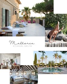 Mallorca Yogaretreat Cal Reiet Michael Hamilton Yoga Wellness