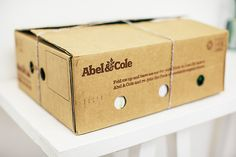 Abel & Cole Vegetable Box Review | Rock My Style