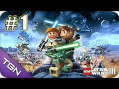▶ Lego Star Wars 3 The Clone Wars - Gameplay Español - Capitulo 1 - HD 720p - YouTube